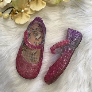 Wonder Nation Jelly Shoes
